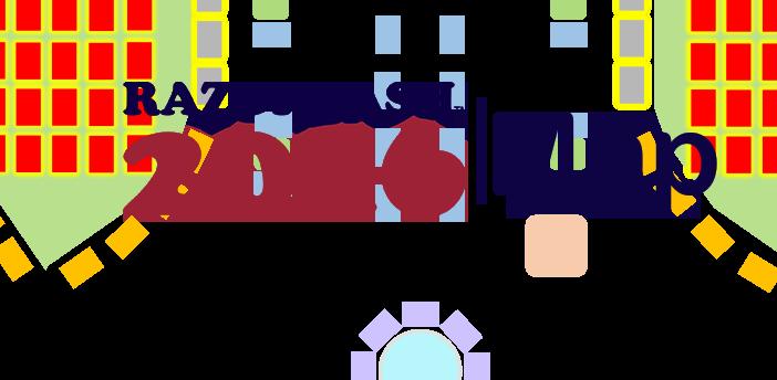 Razorbash 2016 Map